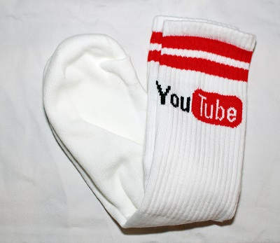 Chaussettes YouTube
