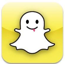 snapchat communication instantanée